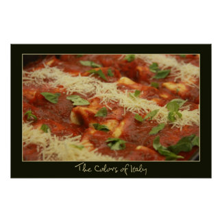 The Colors of Italy Print