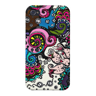 The Colors of Life Case For iPhone 4