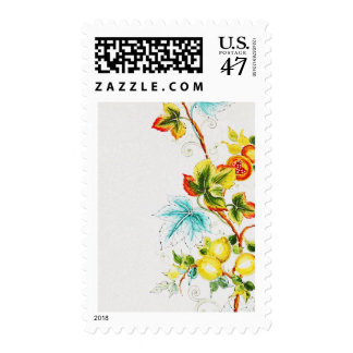 """""""the colors of nature"""" Postage"""