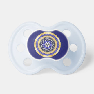 The Colors of New Years Pacifier