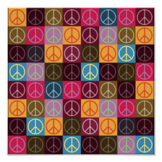 The Colors of Peace Print