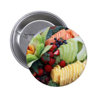 The Colors of Summer Pinback Button