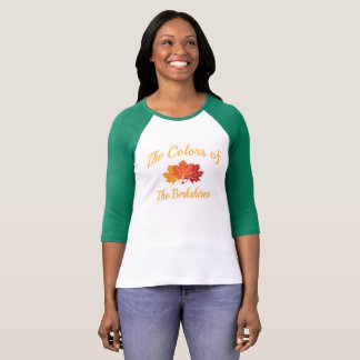 The Colors of the Berkshires Tshirt
