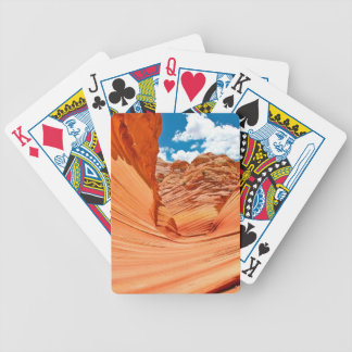 The Colors of the Wave Bicycle Playing Cards