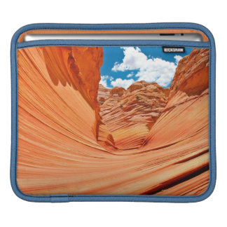 The Colors of the Wave iPad Sleeve