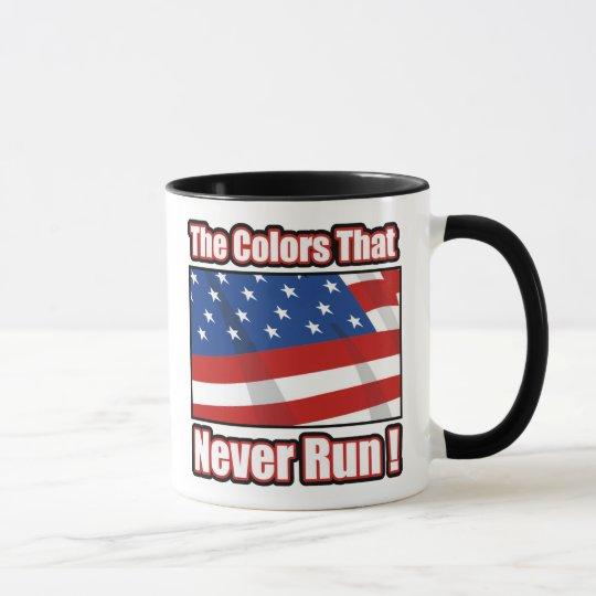 The Colors That Never Run mug