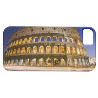 the Colosseum ampitheatre illuminated at night 2 iPhone SE/5/5s Case