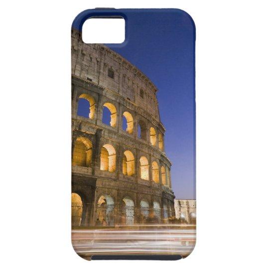 the Colosseum ampitheatre illuminated at night iPhone SE/5/5s Case