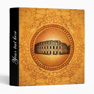 The Colosseum Binder