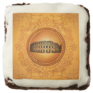 The Colosseum Brownie
