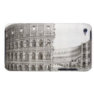 The Colosseum, built in AD 80 (engraving) iPod Touch Cover