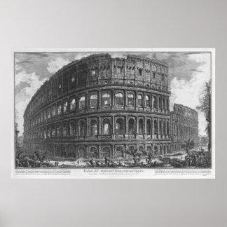 The Colosseum by Giovanni Battista Piranesi Print
