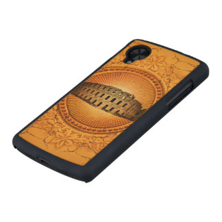 The Colosseum Carved® Maple Nexus 5 Case