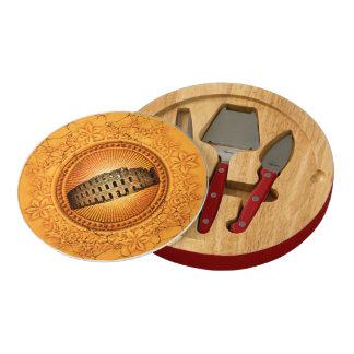 The Colosseum Cheese Board