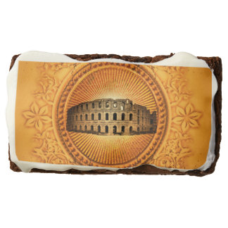 The Colosseum Chocolate Brownie