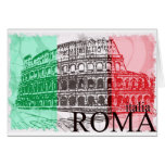 The Colosseum Greeting Cards