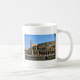 The Colosseum in Rome Coffee Mugs