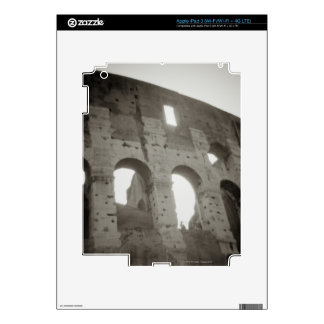 The colosseum in Rome, Italy iPad 3 Decal