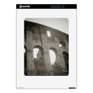 The colosseum in Rome, Italy Decal For The iPad
