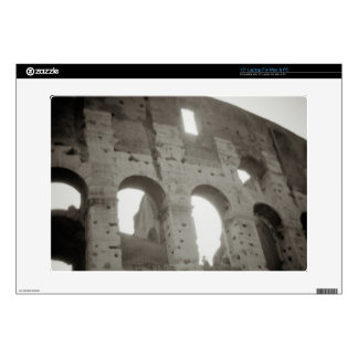 """The colosseum in Rome, Italy Skins For 15"""" Laptops"""