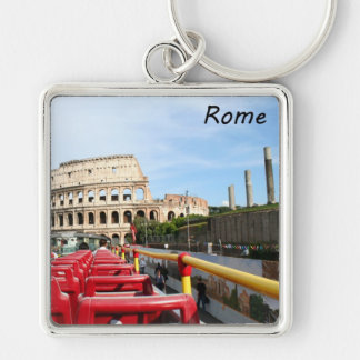 The Colosseum in Rome Key Chains