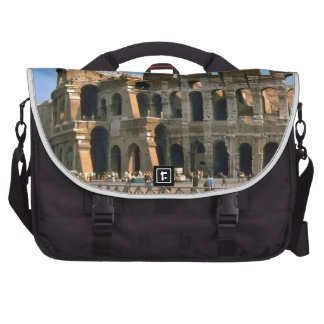 The Colosseum in Rome Commuter Bags