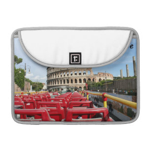 The Colosseum in Rome MacBook Pro Sleeve