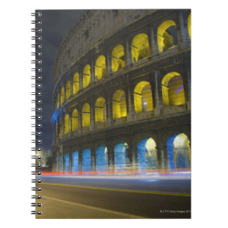 The Colosseum in Rome Spiral Notebook