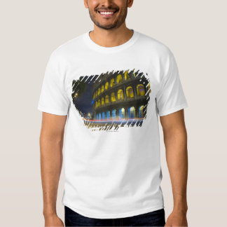 The Colosseum in Rome T-shirt
