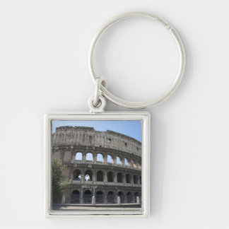 The Colosseum is situated in Rome, Italy. Its an 2 Keychain