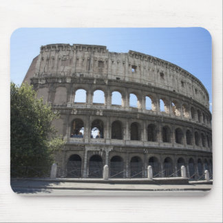 The Colosseum is situated in Rome, Italy. Its an 2 Mouse Pad