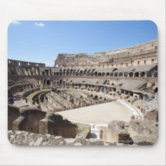 The Colosseum is situated in Rome, Italy. Its an 3 Mouse Pad
