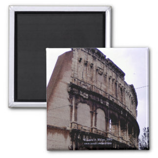 The Colosseum magnet