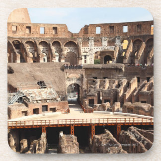 The Colosseum or Roman Coliseum, originally Drink Coaster