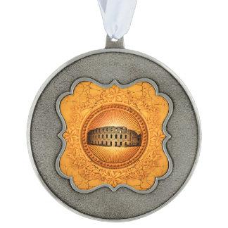 The Colosseum Ornament
