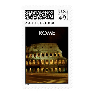 The Colosseum Postage Stamps