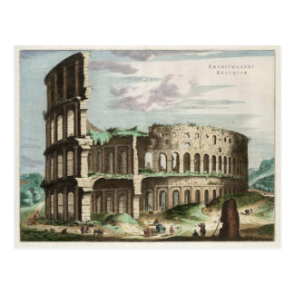 The Colosseum Postcard