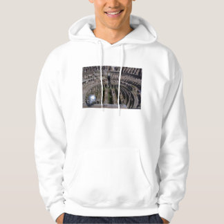 The Colosseum, Rome Hooded Pullovers