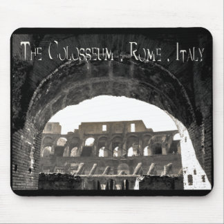 The Colosseum - Rome Italy Mouse Pad