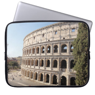The Colosseum (Rome) Laptop Sleeve