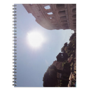 The Colosseum (Rome) Notebook