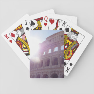 The Colosseum (Rome) Playing Cards