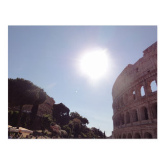 The Colosseum (Rome) Postcard