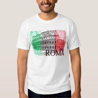 The Colosseum T-shirts