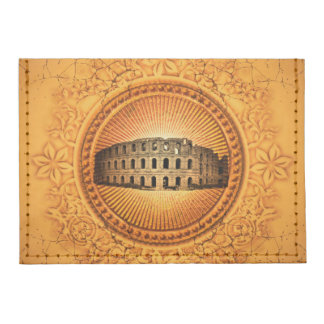 The Colosseum Tyvek® Card Case Wallet