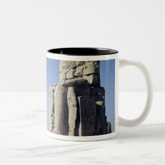 The Colossi of Memnon, statues of Amenhotep Mugs