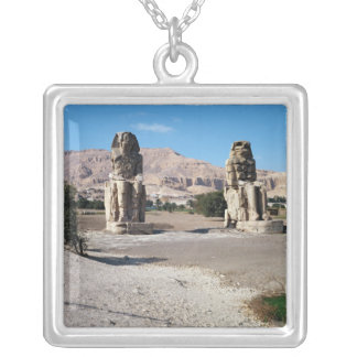 The Colossi of Memnon, statues of Amenhotep Pendant