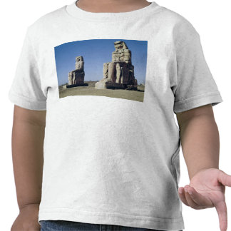 The Colossi of Memnon, statues of Amenhotep T Shirt