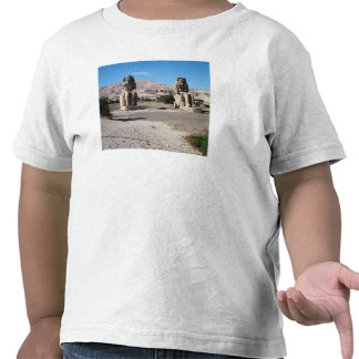 The Colossi of Memnon, statues of Amenhotep Shirt