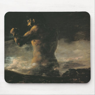The Colossus, c.1808 Mouse Pad